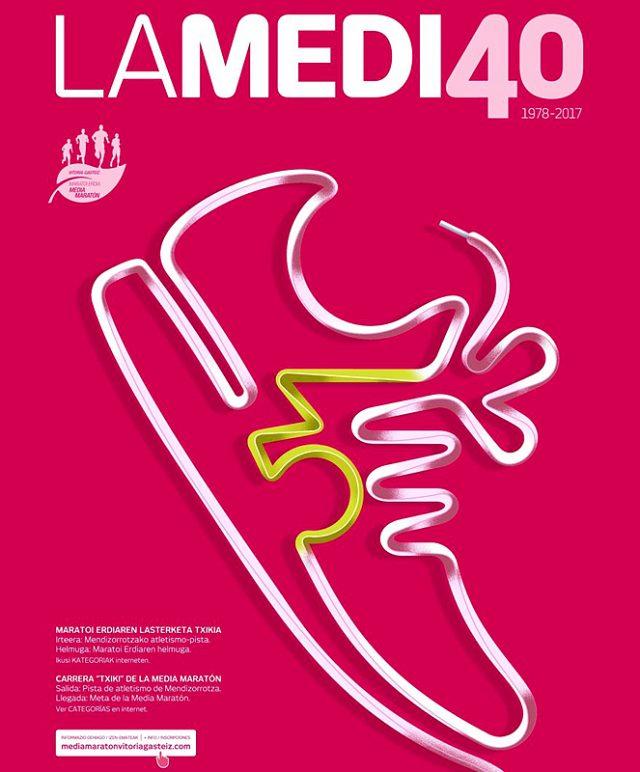 Are you coming to the Half Marathon of Vitoria-Gasteiz?