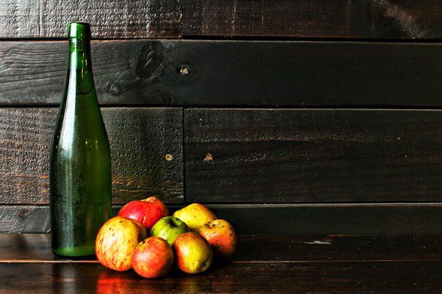 The cider season