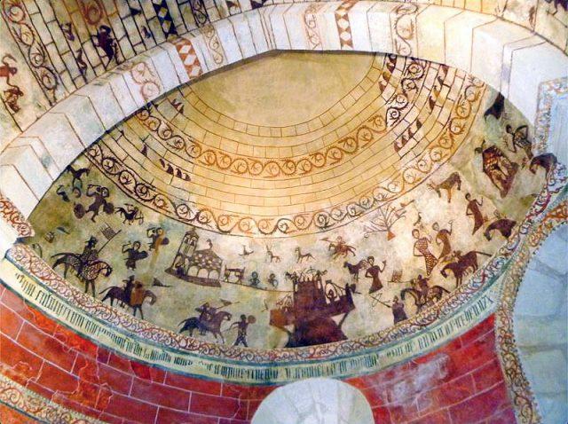 Pinturas Góticas de Alaiza y Gazeo