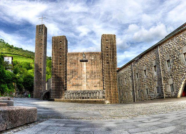 Arantzazu, cuna del Arte Vasco Contemporáneo