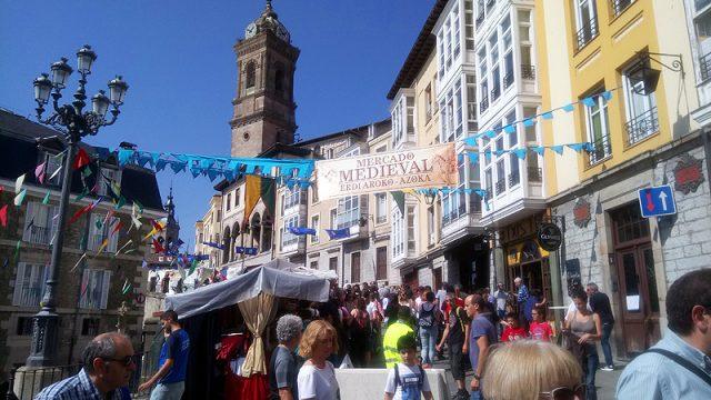 Medieval Market in Vitoria-Gasteiz 2018