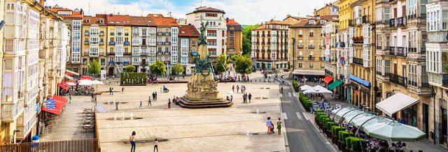 L'histoire de Vitoria-Gasteiz racontée aux enfants