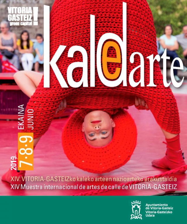 Kaldearte, Internationales Straßenkunst Festival 2019
