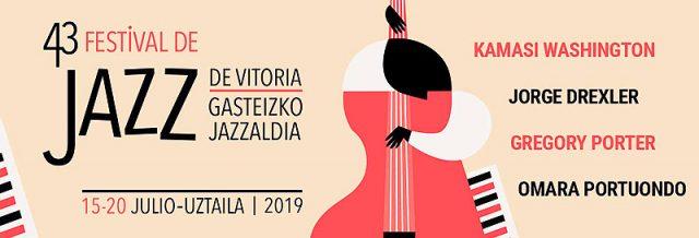 43 Festival de Jazz de Vitoria-Gasteizko Jazzaldia