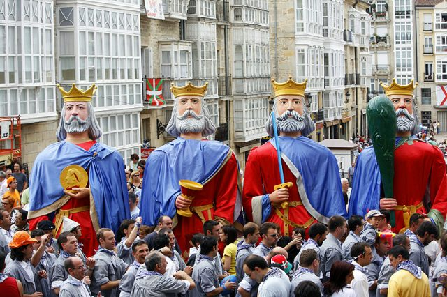 Fiestas de la Virgen Blanca 2019