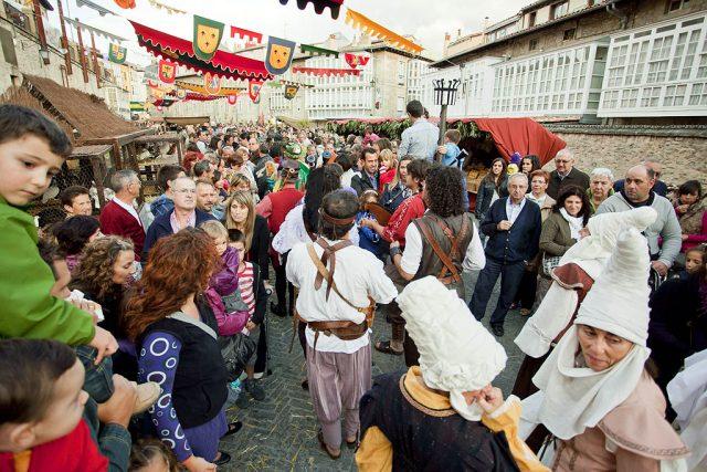 Mercado Medieval en Vitoria-Gasteiz