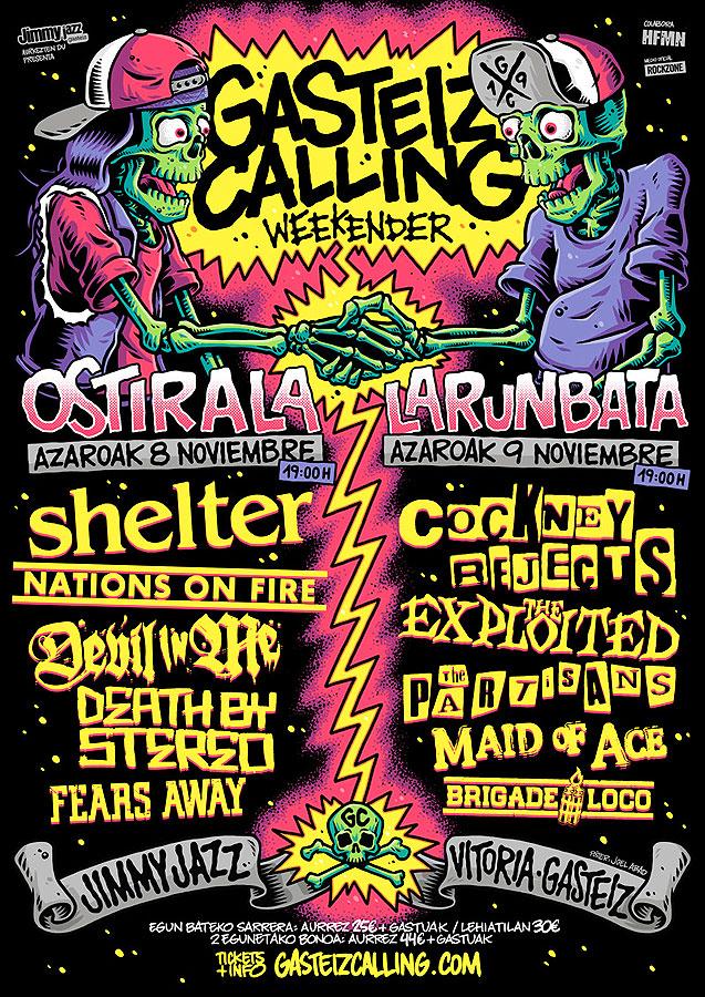 Gasteiz Calling 2019