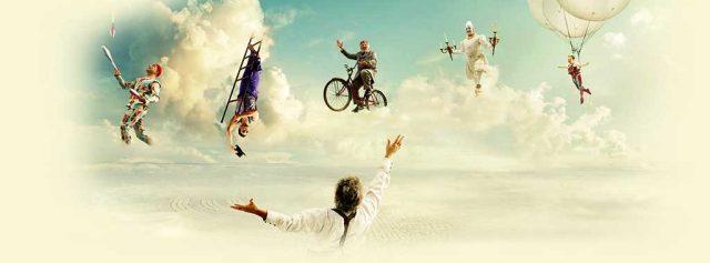 Corteo of Cirque du Soleil