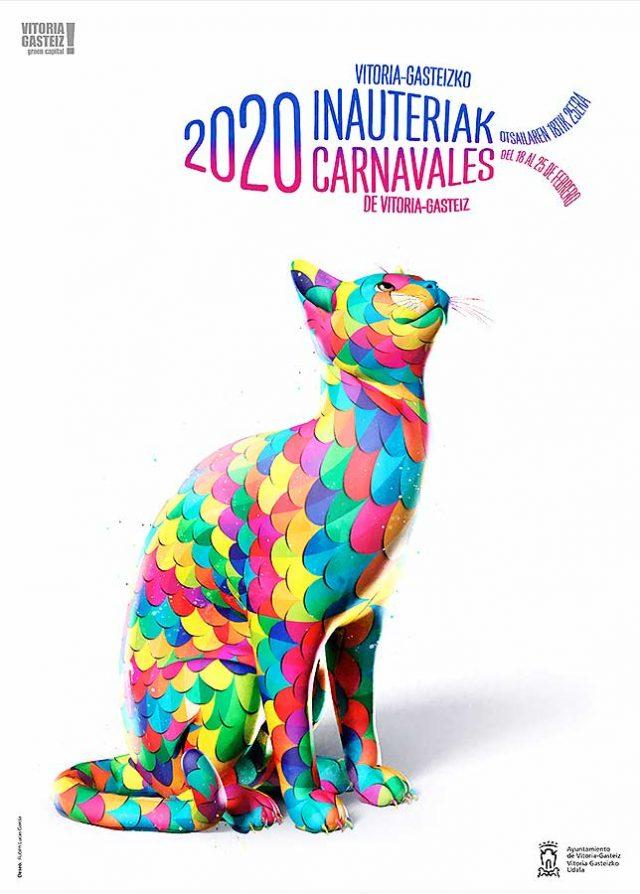 Entdecken Sie den Karneval in der Provinz Araba