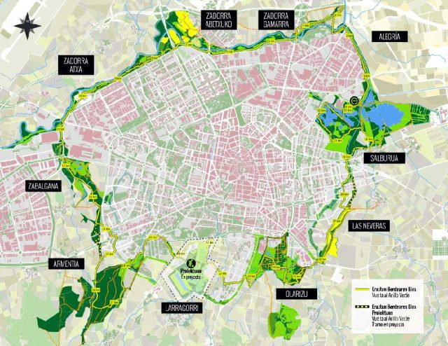 Green Belt of Vitoria-Gasteiz – Green walks