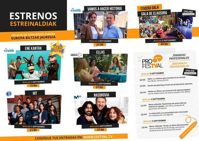 FesTVal – Festival de Televisión de Vitoria-Gasteiz