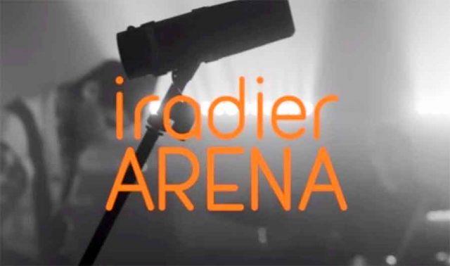 Fünf Monate Konzerte und Shows in der Iradier Arena